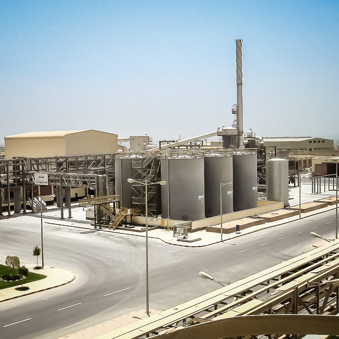 Turn-key Project For Aluminum Sulphate Production Plant In